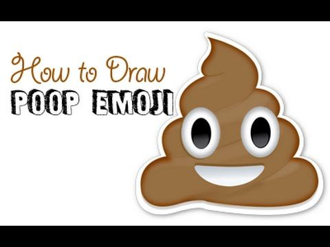 480x360 How To Draw A Pile Of Poop Emoji With Easy Steps Drawing Tutorial