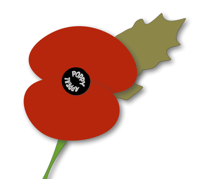 696x630 I Work In Pages Remembrance Poppy Designed In Pages