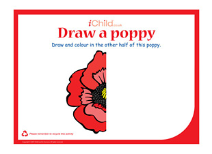 310x226 Print This Remembrance Day Downloadable Activity, So Your Child