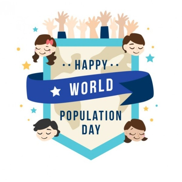 600x600 World Population Day Drawing Free Images, Pictures And Templates