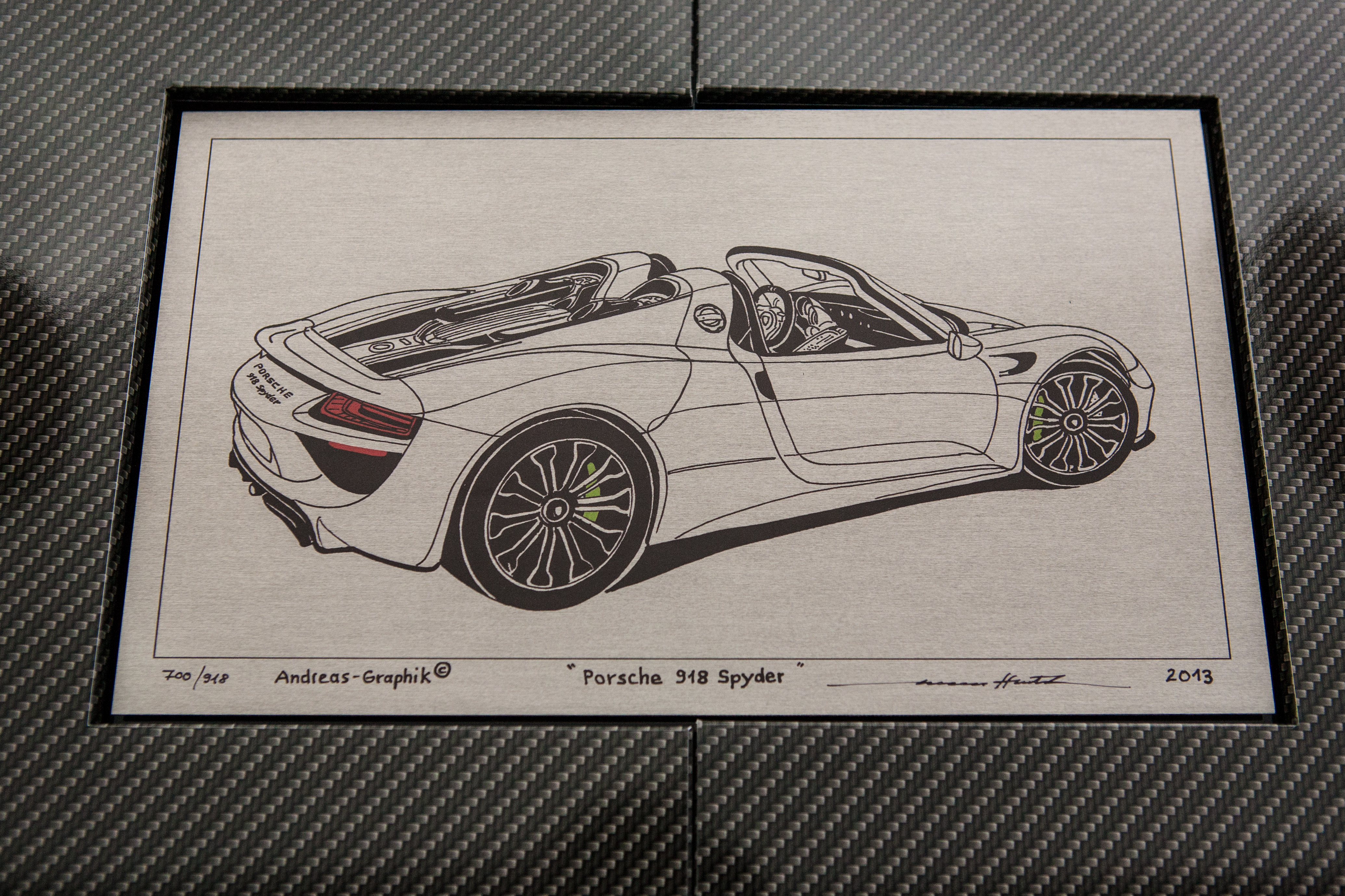 Porsche 918 Spyder Drawing At Getdrawings Com Free For Personal