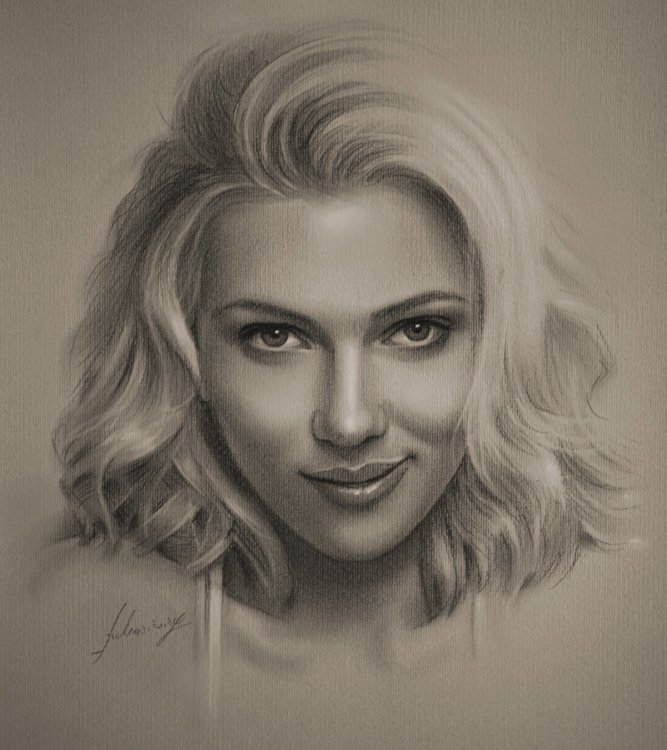 667x750 21 Remarkable Pencil Portraits Of Celebrities 22 Words