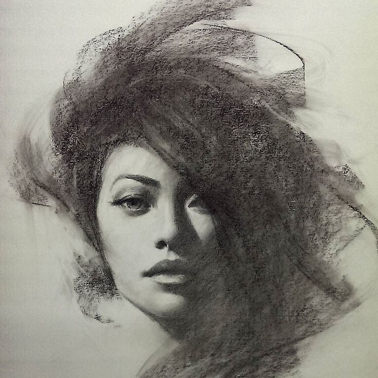 736x736 80 Best Portraits Images On Art Drawings, Art Women