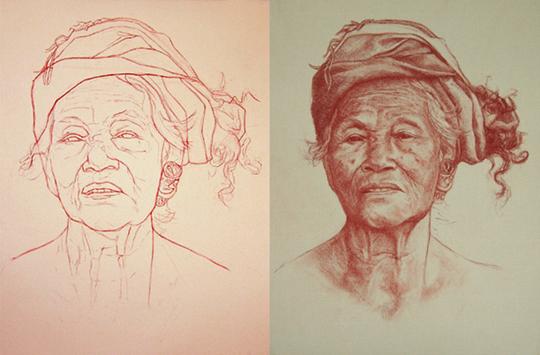 540x355 Portrait Drawing Lessons