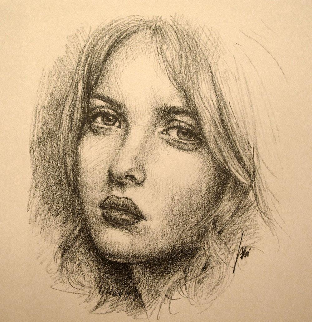 1000x1033 Gallery Sketch Portraits,