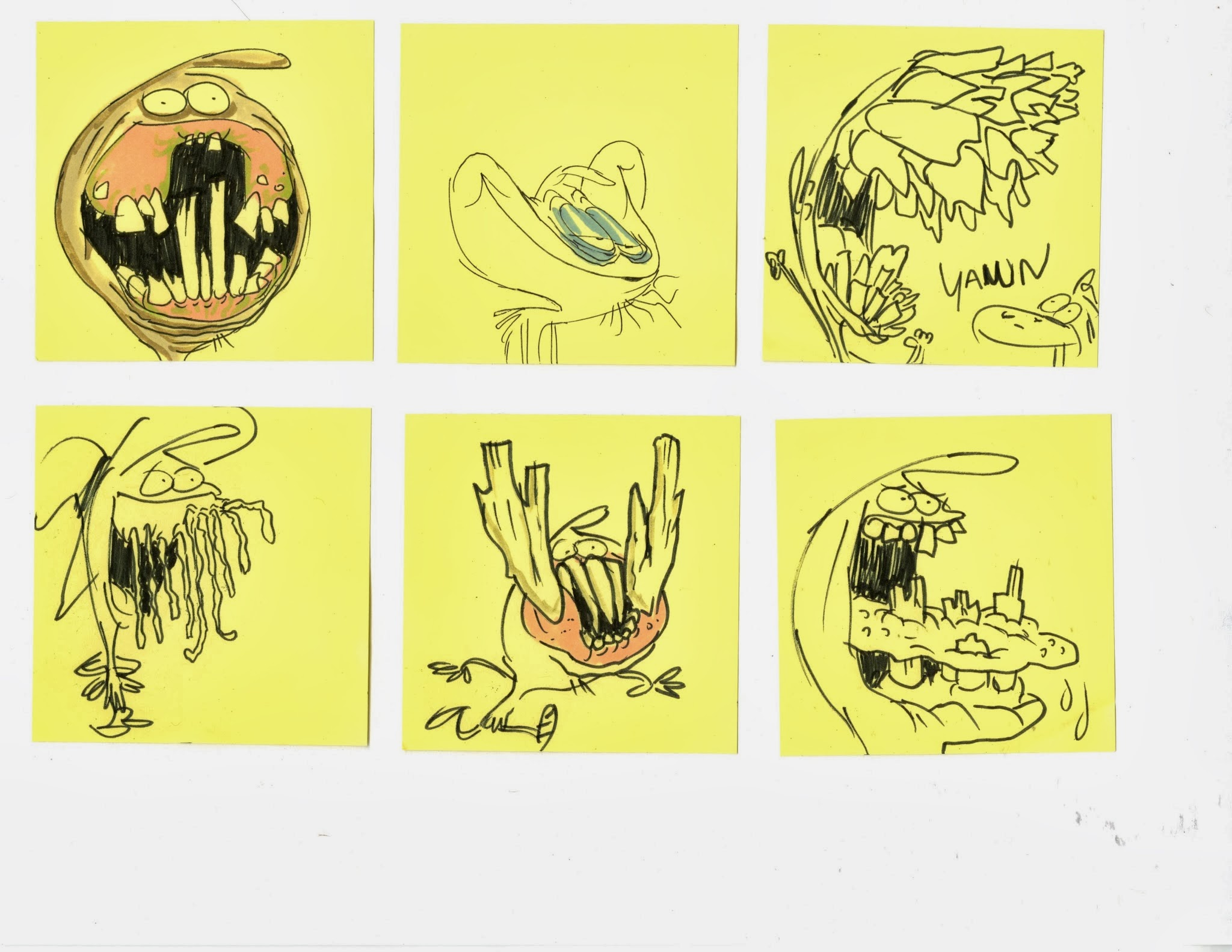 2048x1583 Post It Drawing Scans018 Derpy News Wander Over Yonder