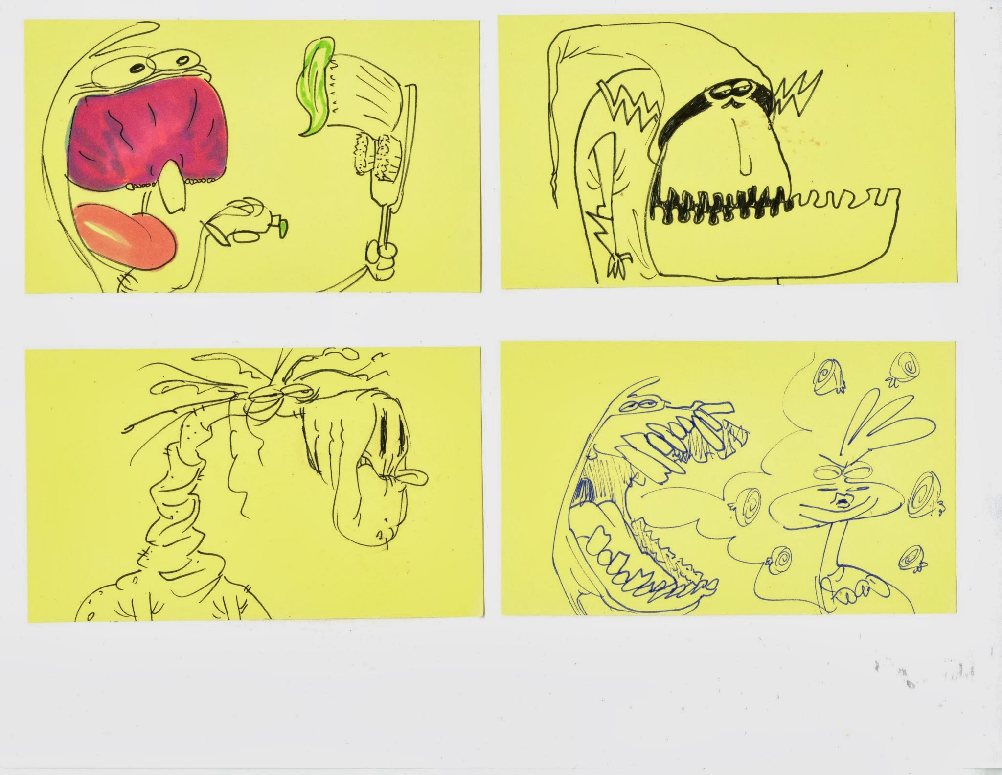2048x1583 Post It Drawing Scans020 Derpy News Wander Over Yonder