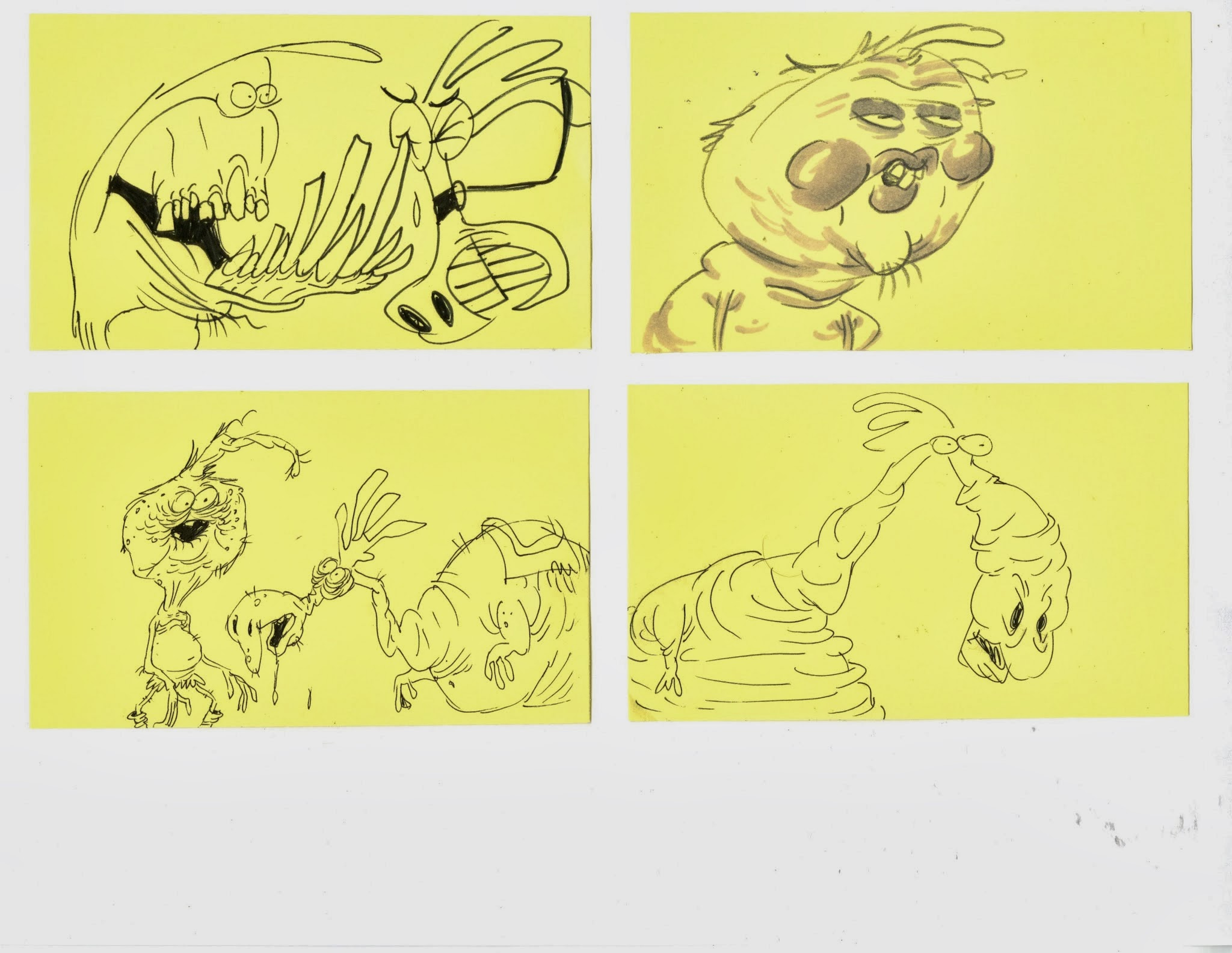 2048x1583 Post It Drawing Scans023 Derpy News Wander Over Yonder