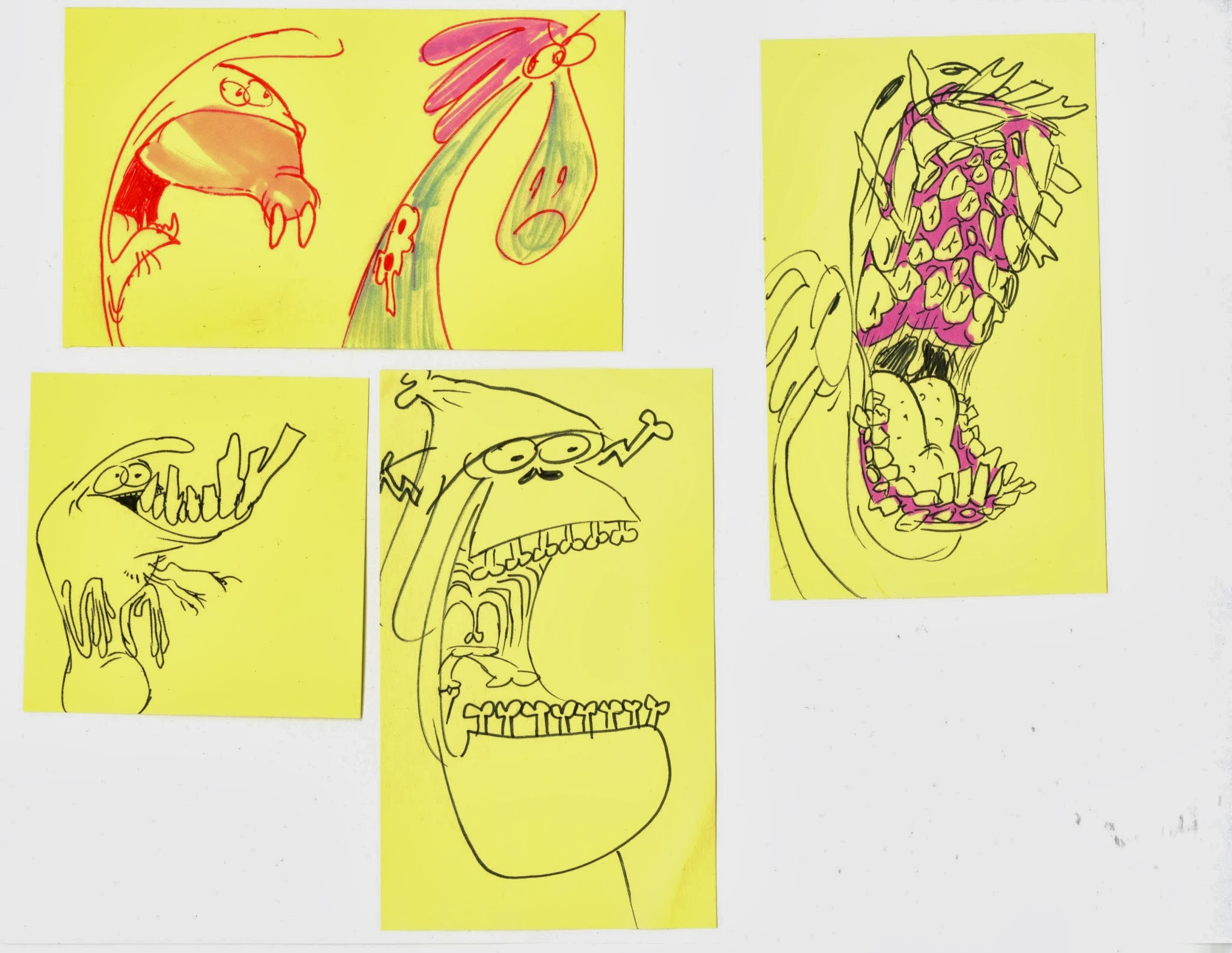 2048x1583 Post It Drawing Scans024 Derpy News Wander Over Yonder