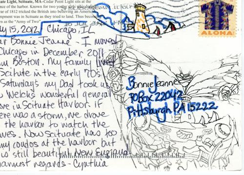 500x359 Fun Ways To Decorate A Postcard
