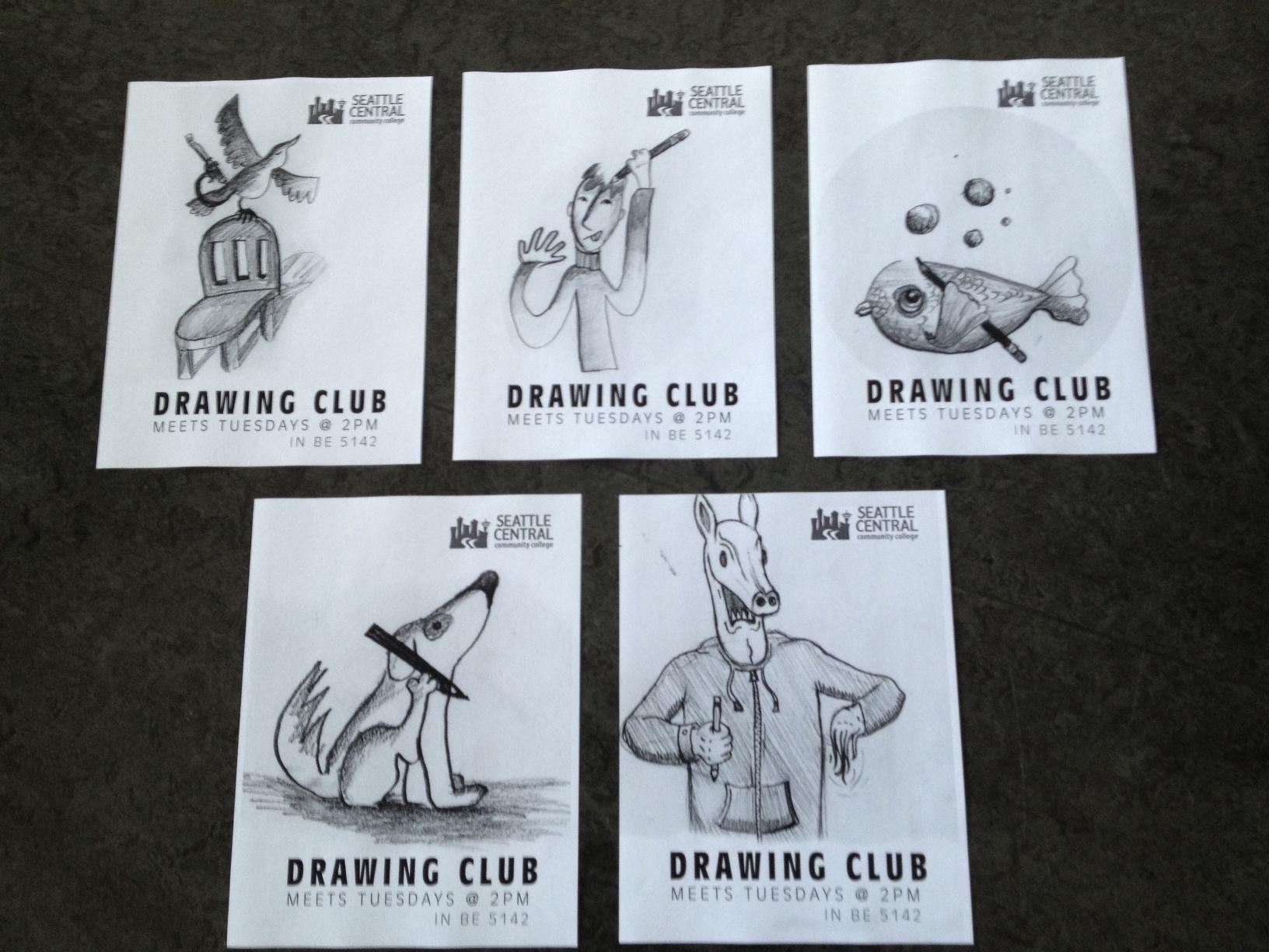 1632x1224 Drawing Club Posters Katablog