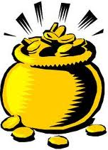 152x211 Pot Of Gold Drawing Postponed
