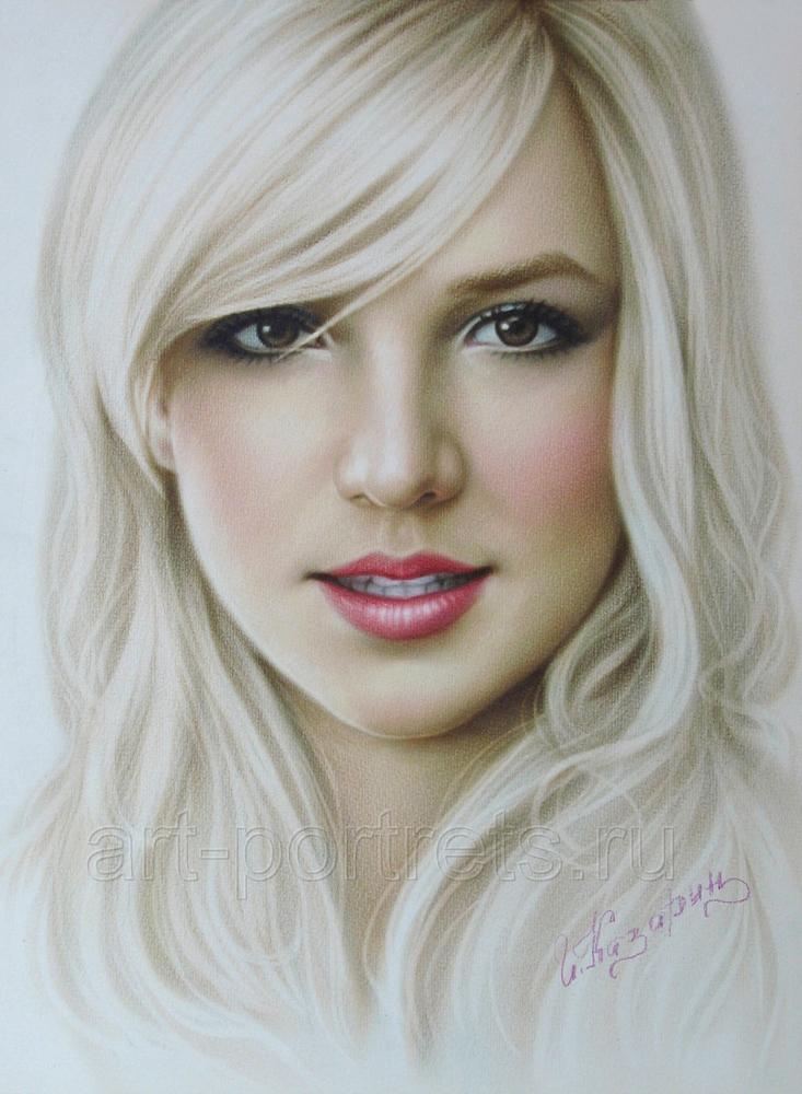 733x1000 Drawing Of Beautiful Girl, Portrait Of Girls