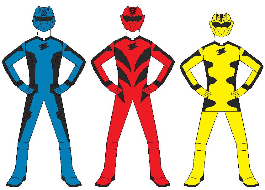845x608 Power Rangers Jungle Fury Team By Rangerforce510