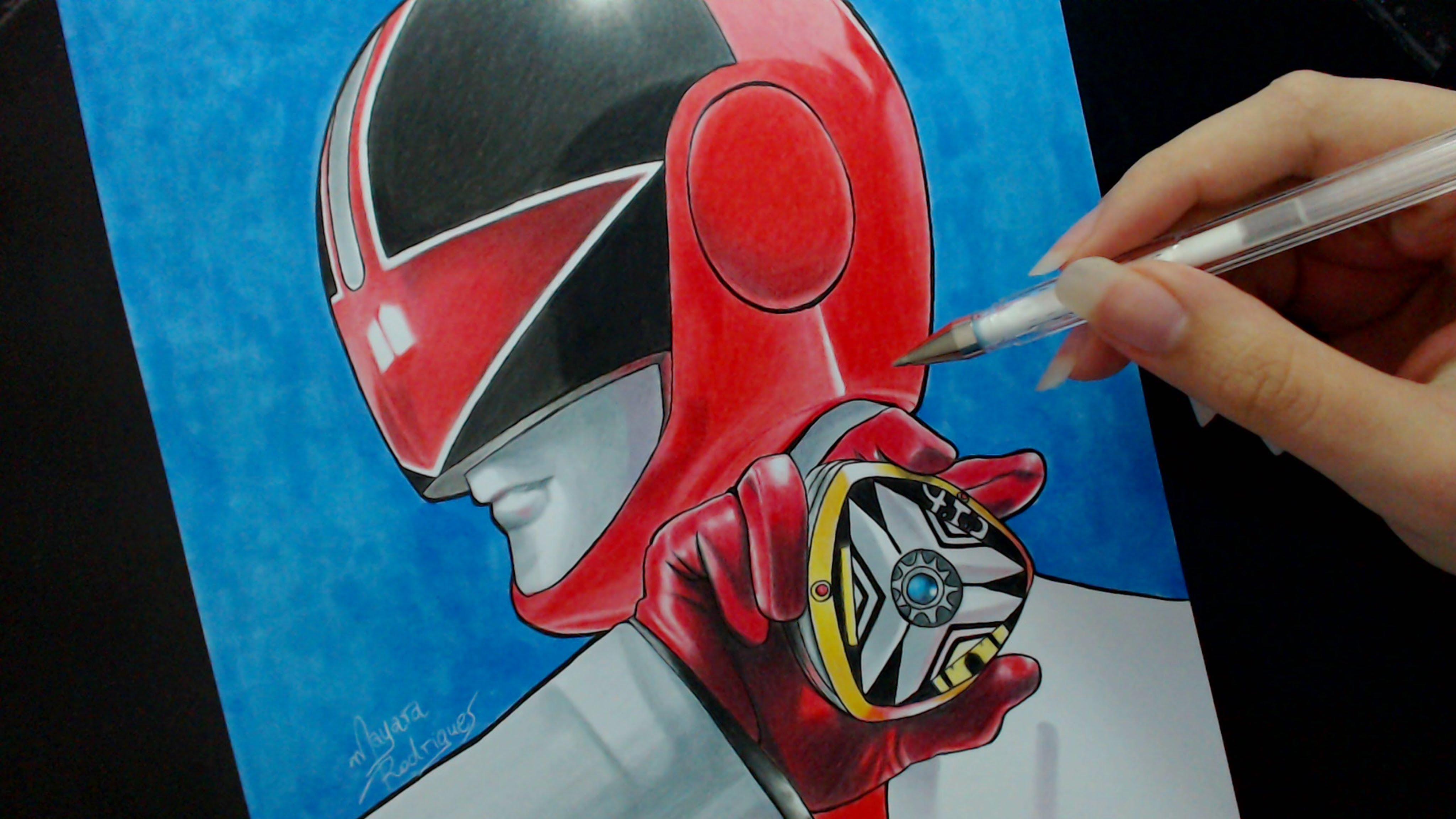 4096x2304 Speed Drawing