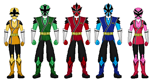 536x288 Power Rangers Samurai Strike By Heavenlymythicranger