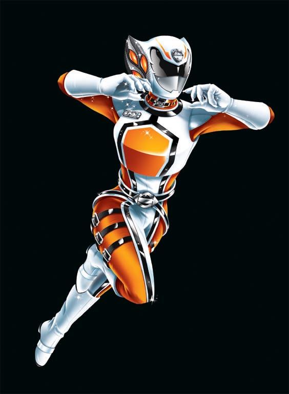564x768 Power Rangers Spd