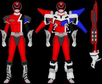 333x273 Power Rangers S.p.d.dekaranger Battlizer By Taiko554