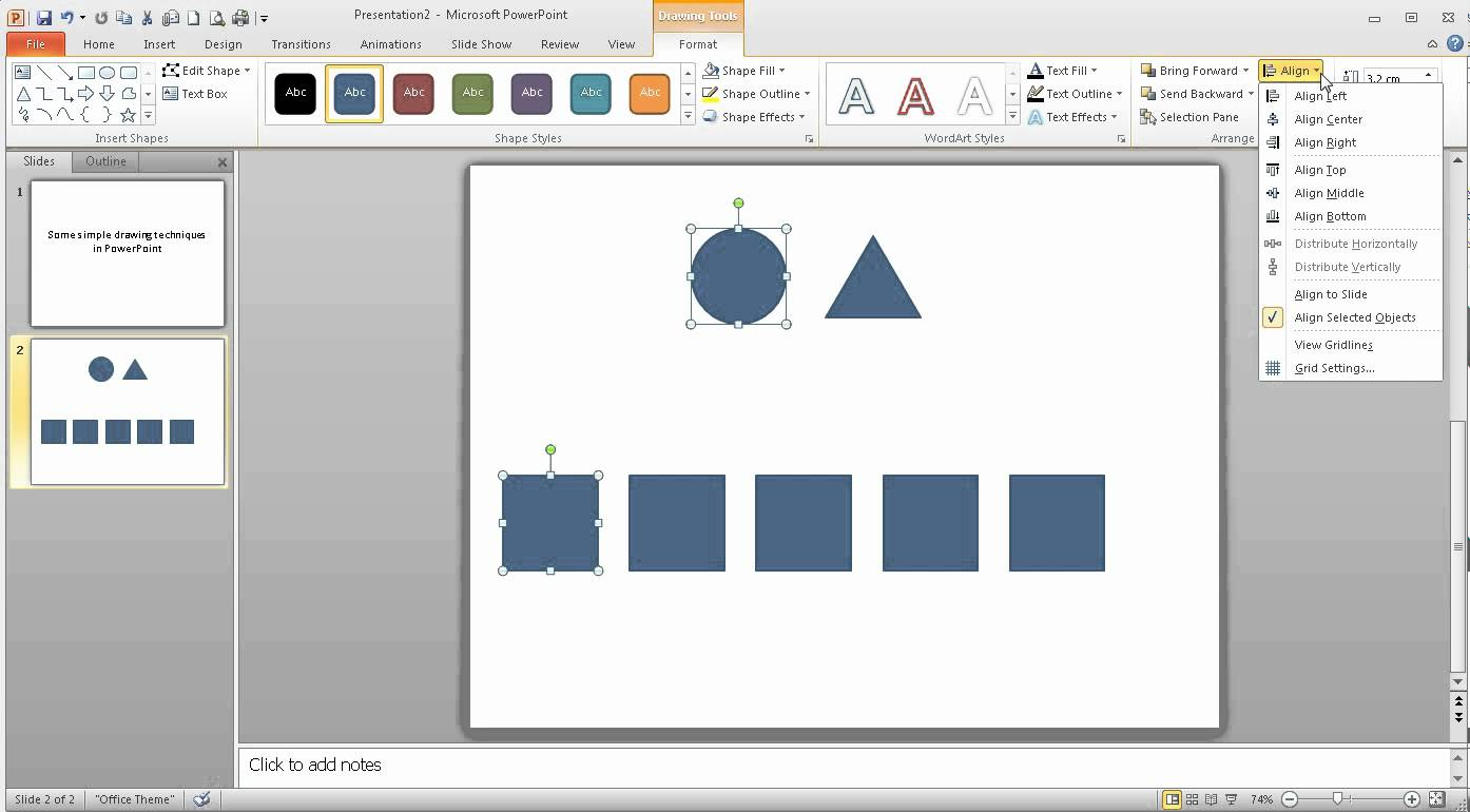 1394x770 Some Simple Tips When Drawing Objects Within Powerpoint