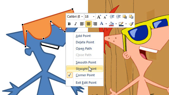 580x329 Tracing In Powerpoint 2010