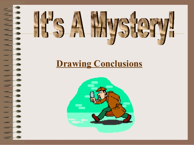 638x479 Drawing Conclusions Ppt