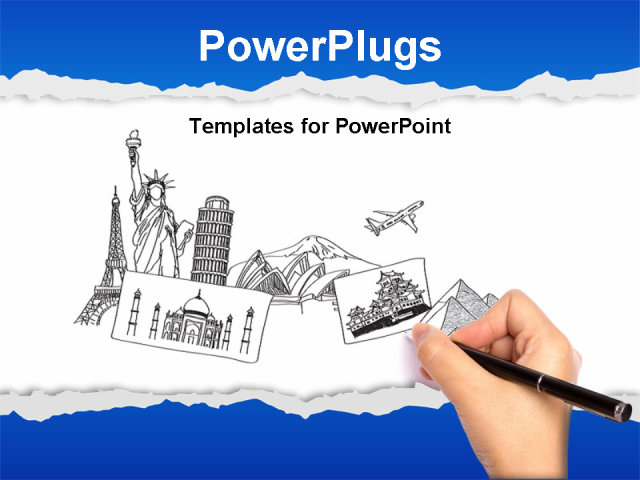 640x480 Travel Powerpoint Templates Travel Powerpoint Template Reboc Ideas