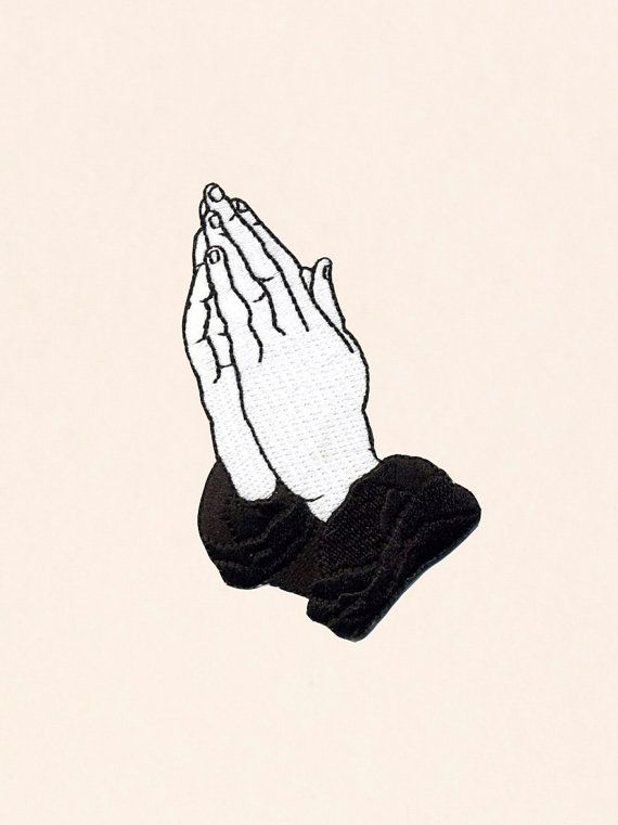 570x761 Praying Hands Patch 6 God Edition By Brrybnds On Etsy Shopping
