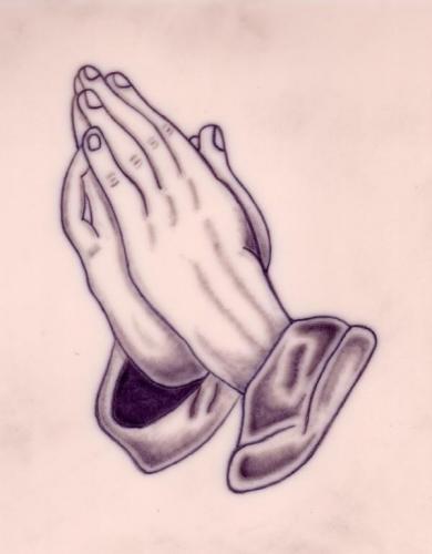 390x500 Praying Hand Drawings Crystal Praying Hands, Hand