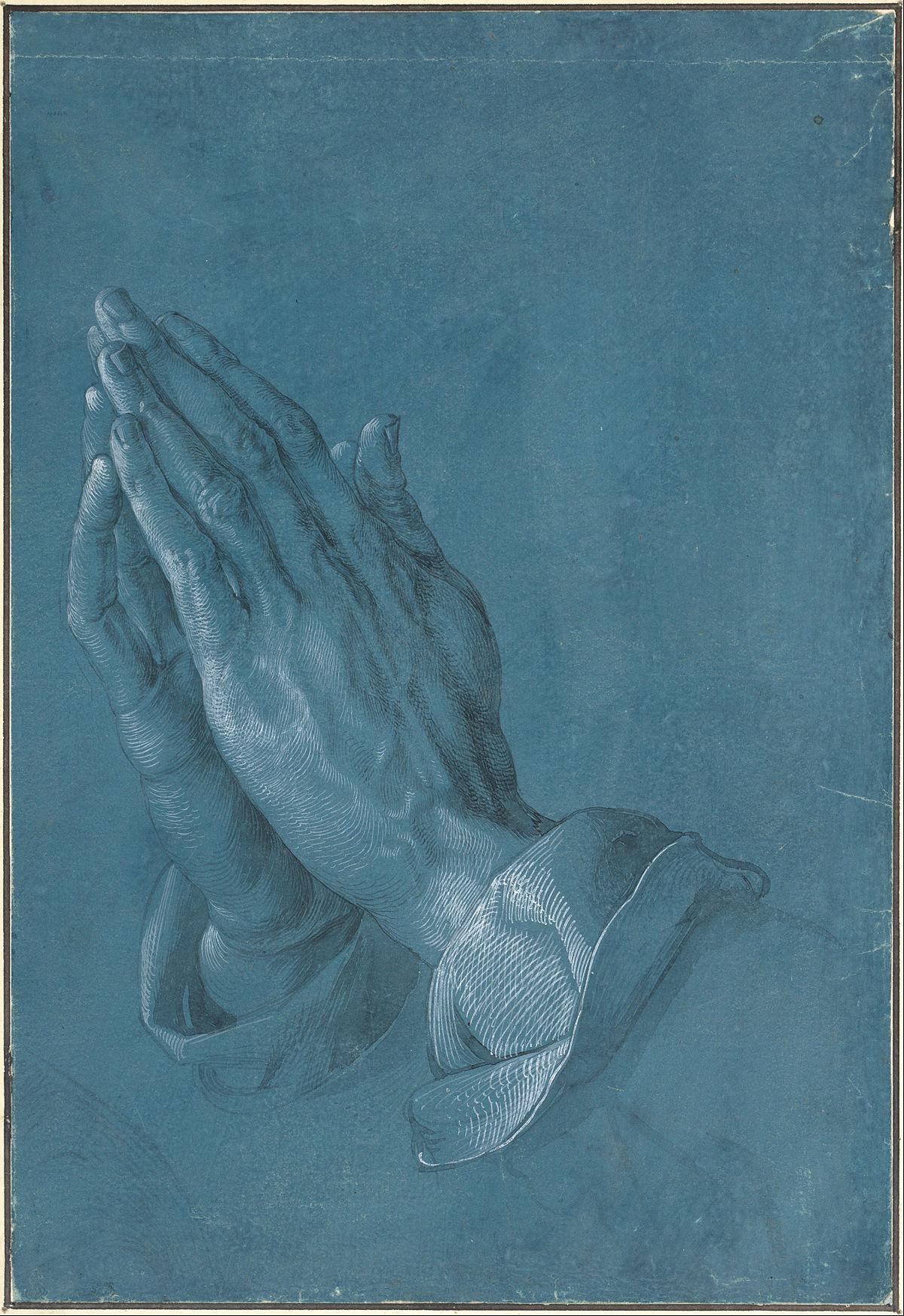 1200x1746 Praying Hands