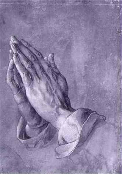 420x600 The Praying Hands