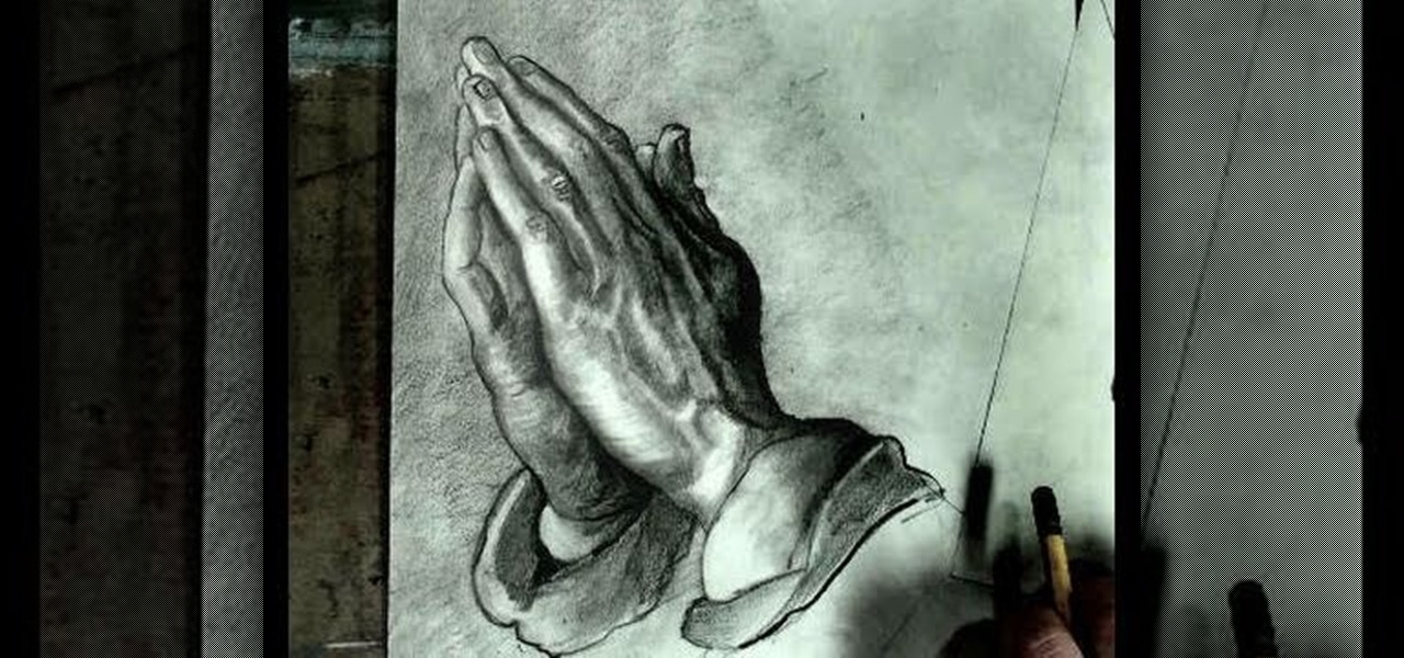 1280x600 How To Draw A Pair Of Hands Clasped In Prayer Drawing