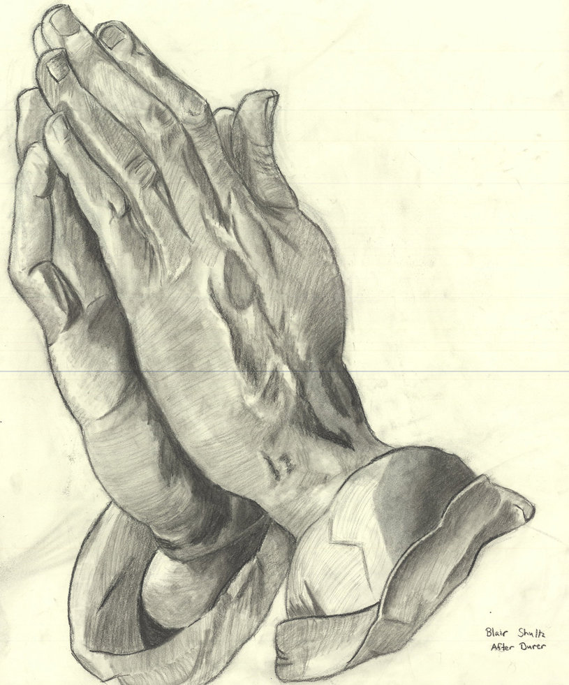 815x981 Praying Hands Master Copy By Gizmofang