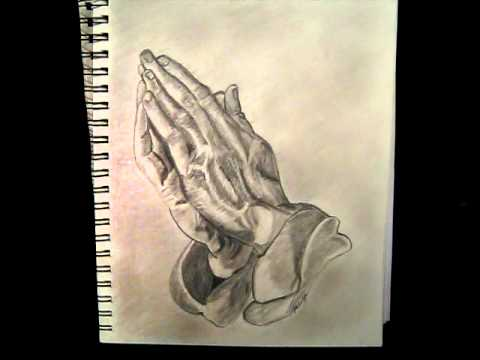 480x360 Praying Hands From Drawing Lesson