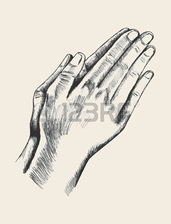 343x450 2,525 Praying Hands Cliparts, Stock Vector And Royalty Free