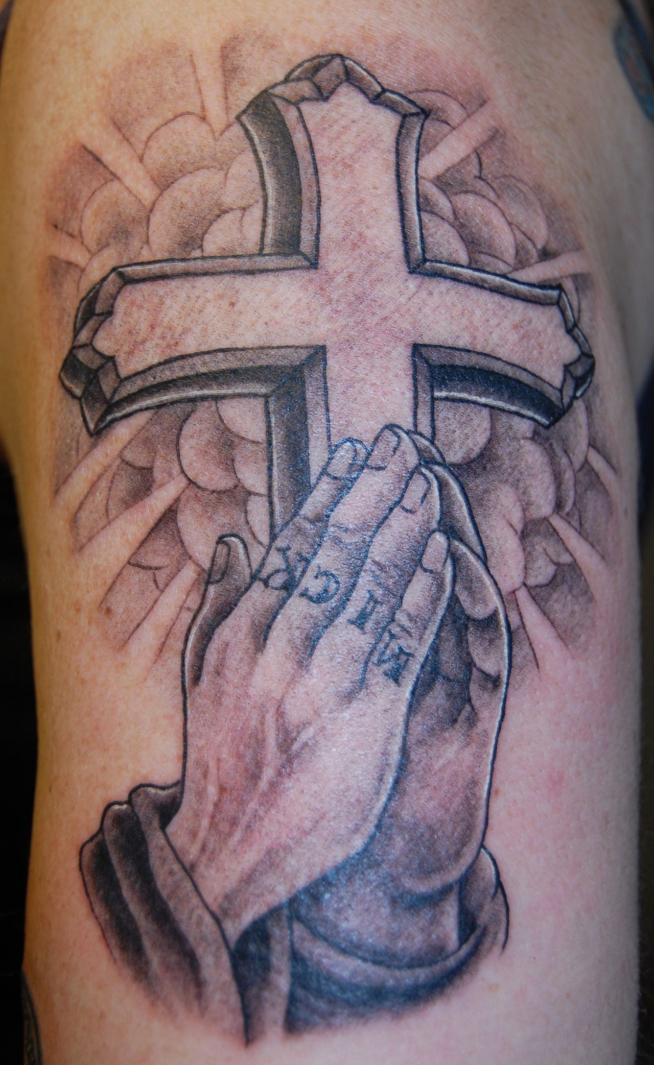 1280x2086 In God's Hands. I Want This Tattoo!! Tattoo Ideas