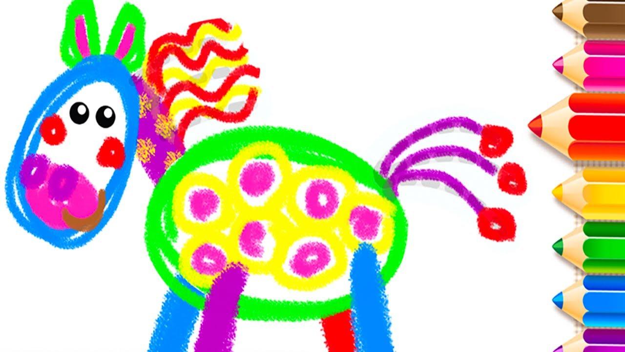 1280x720 Fun Drawing Learn Games For Kids