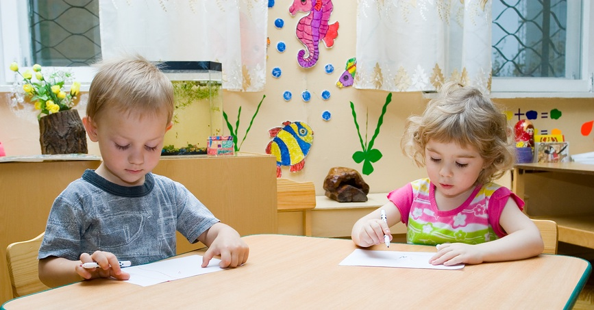 867x453 Young Preschool Drawing Class And Cooking Activity