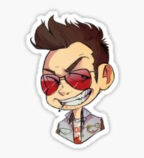 210x230 Preacher Drawing Stickers Redbubble