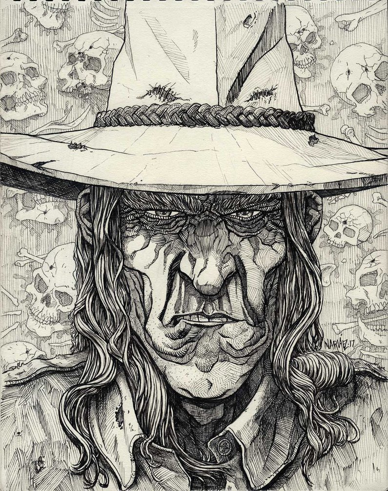 795x1006 Saint Of Killers By Jncomix