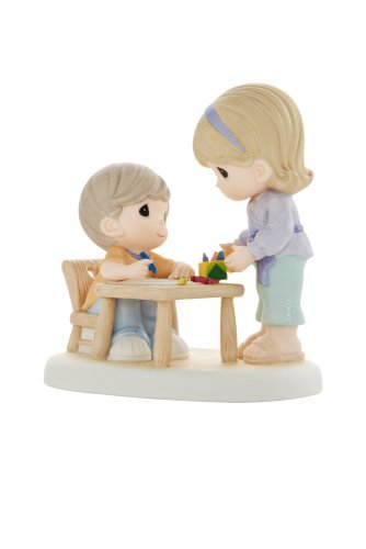 334x500 Precious Moments Drawing Us Closer Together Figurine By Precious