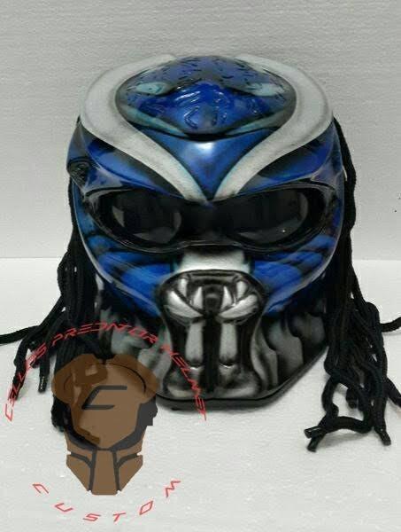 453x600 Predator Helmet Custom Dot Approved Stuff To Buy