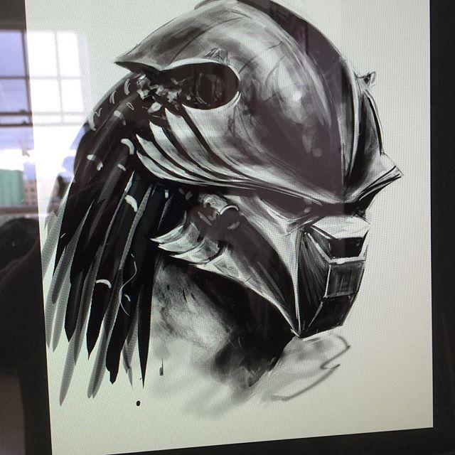 640x640 Predator Helmet Predator Helmet