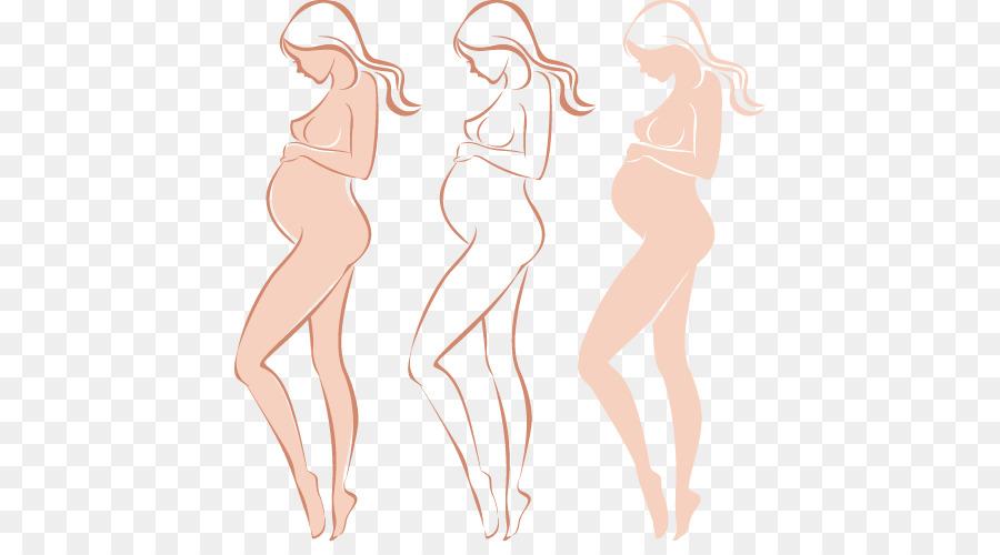 900x500 Pregnancy Woman Drawing
