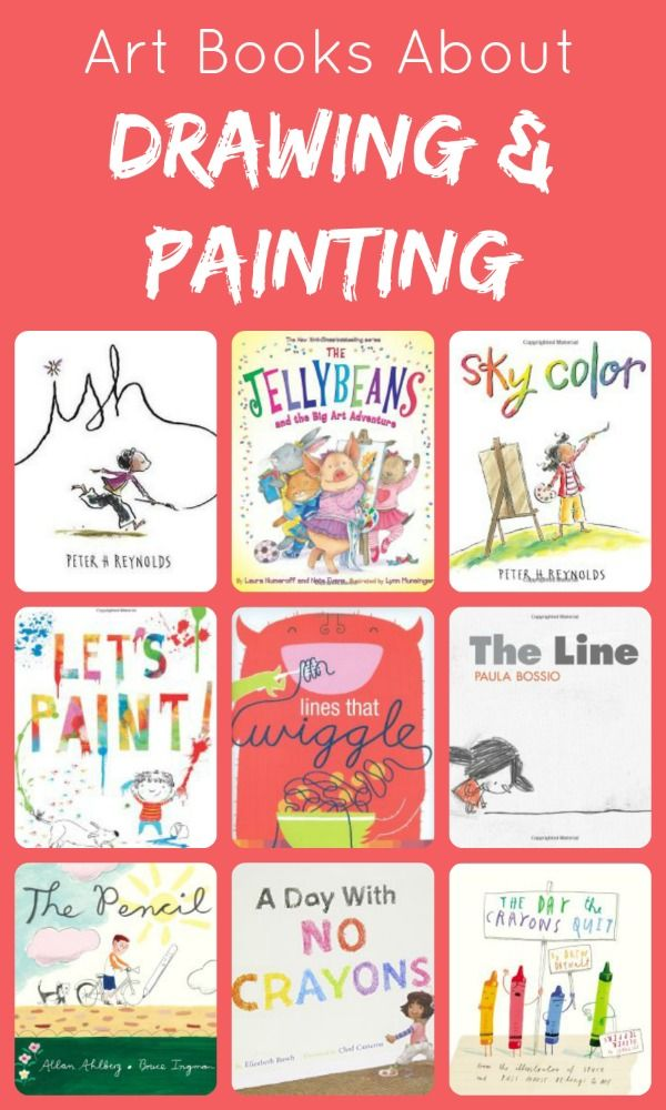 600x1000 Picture Books About Art ~ Painting And Drawing Paintings, Books