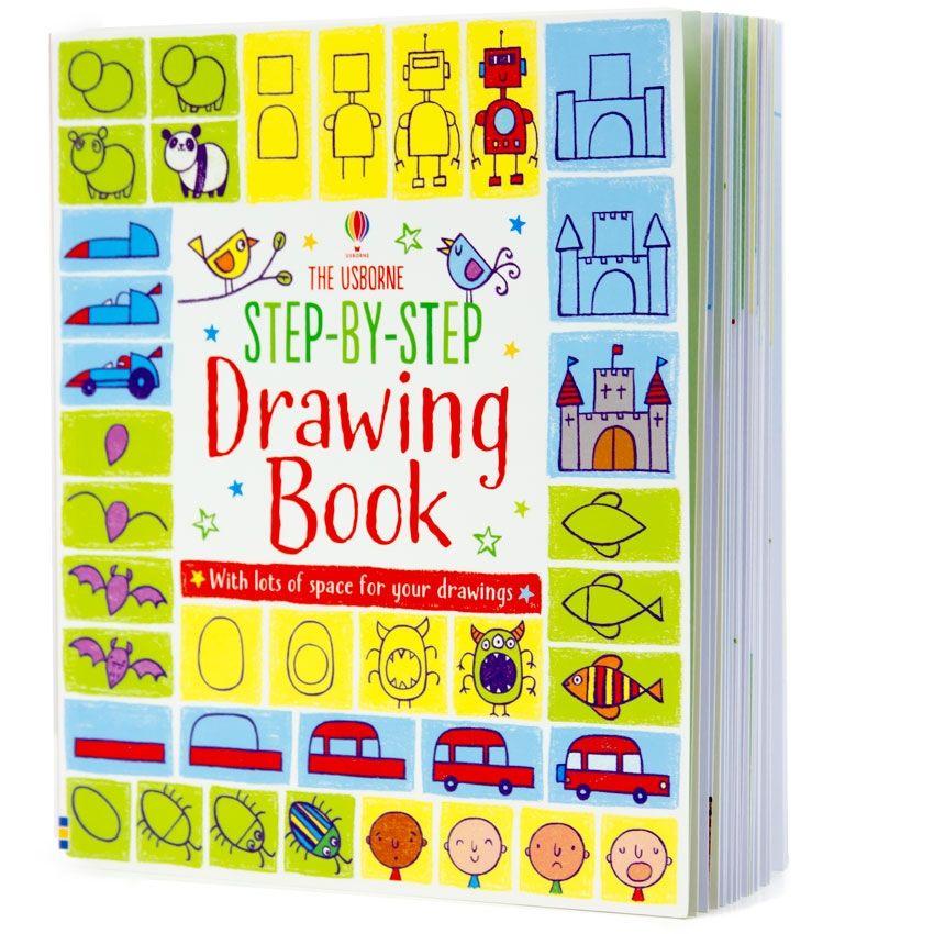850x850 Step By Step Drawing Book Homeschool Curriculum, Curriculum
