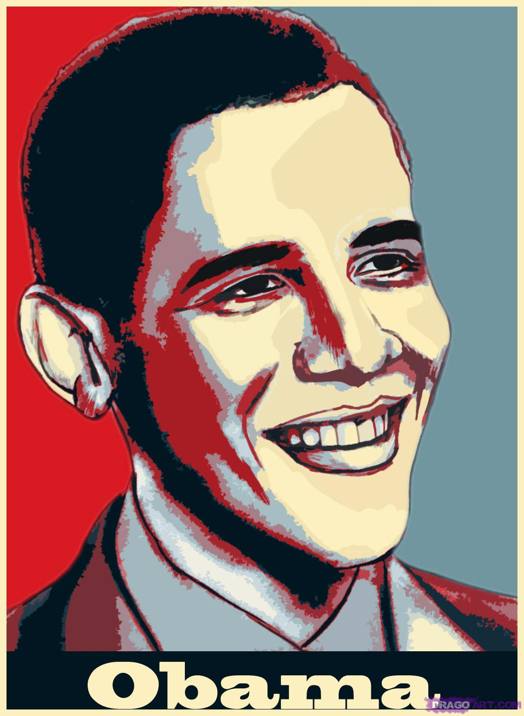 1046x1427 How To Draw Barack Obama Projects To Try Barack