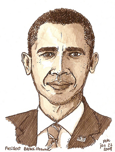 378x500 President Barack Obama Petescully