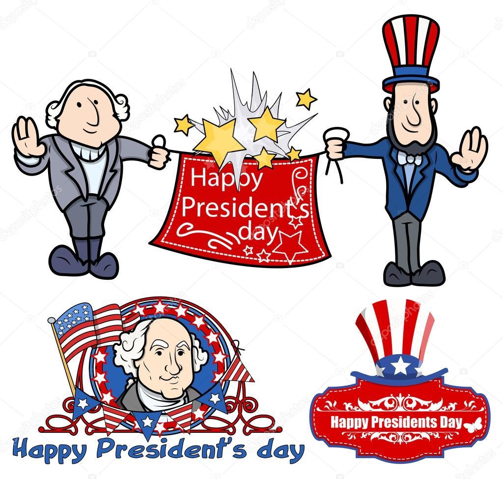 1024x974 Presidents Day Celebration Designs Vectors Stock Vector Baavli