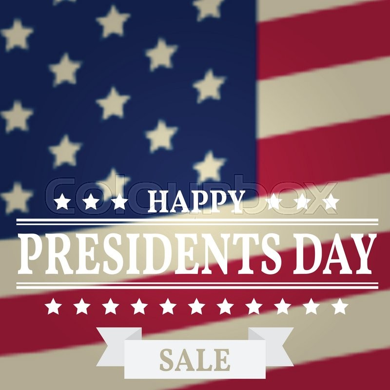 800x800 Presidents Day Sale. Presidents Day Vector. Presidents Day Drawing