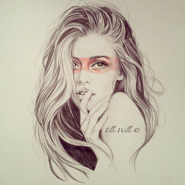 650x650 Pictures Pretty Face Drawings,